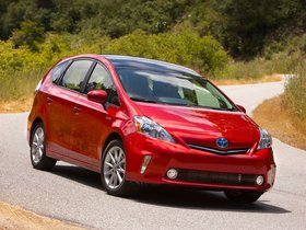 Ver foto 46 de Toyota Prius V 2011