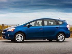 Ver foto 43 de Toyota Prius V 2011