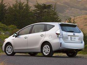 Ver foto 39 de Toyota Prius V 2011