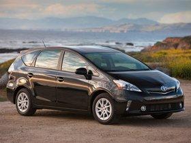 Ver foto 38 de Toyota Prius V 2011