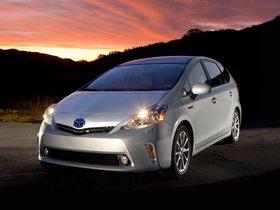 Ver foto 37 de Toyota Prius V 2011