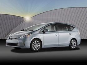 Ver foto 31 de Toyota Prius V 2011