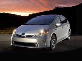 Ver foto 29 de Toyota Prius V 2011