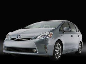 Ver foto 28 de Toyota Prius V 2011