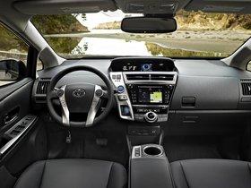 Ver foto 7 de Toyota Prius V 2015