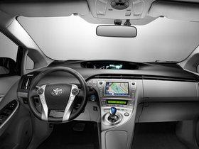 Ver foto 8 de Toyota Prius ZVW30 2011