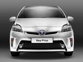 Ver foto 5 de Toyota Prius ZVW30 2011