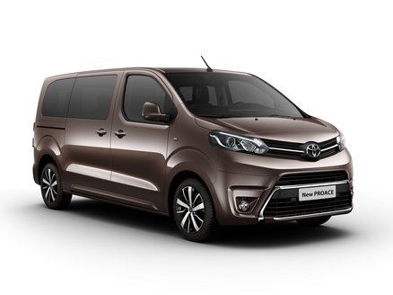 Toyota Proace Verso Proace Family L1 2.0d 8pl. Advance+pack Plus 150