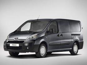 Ver foto 3 de Toyota ProAce Van 2012