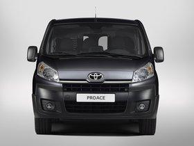 Ver foto 8 de Toyota ProAce Van 2012