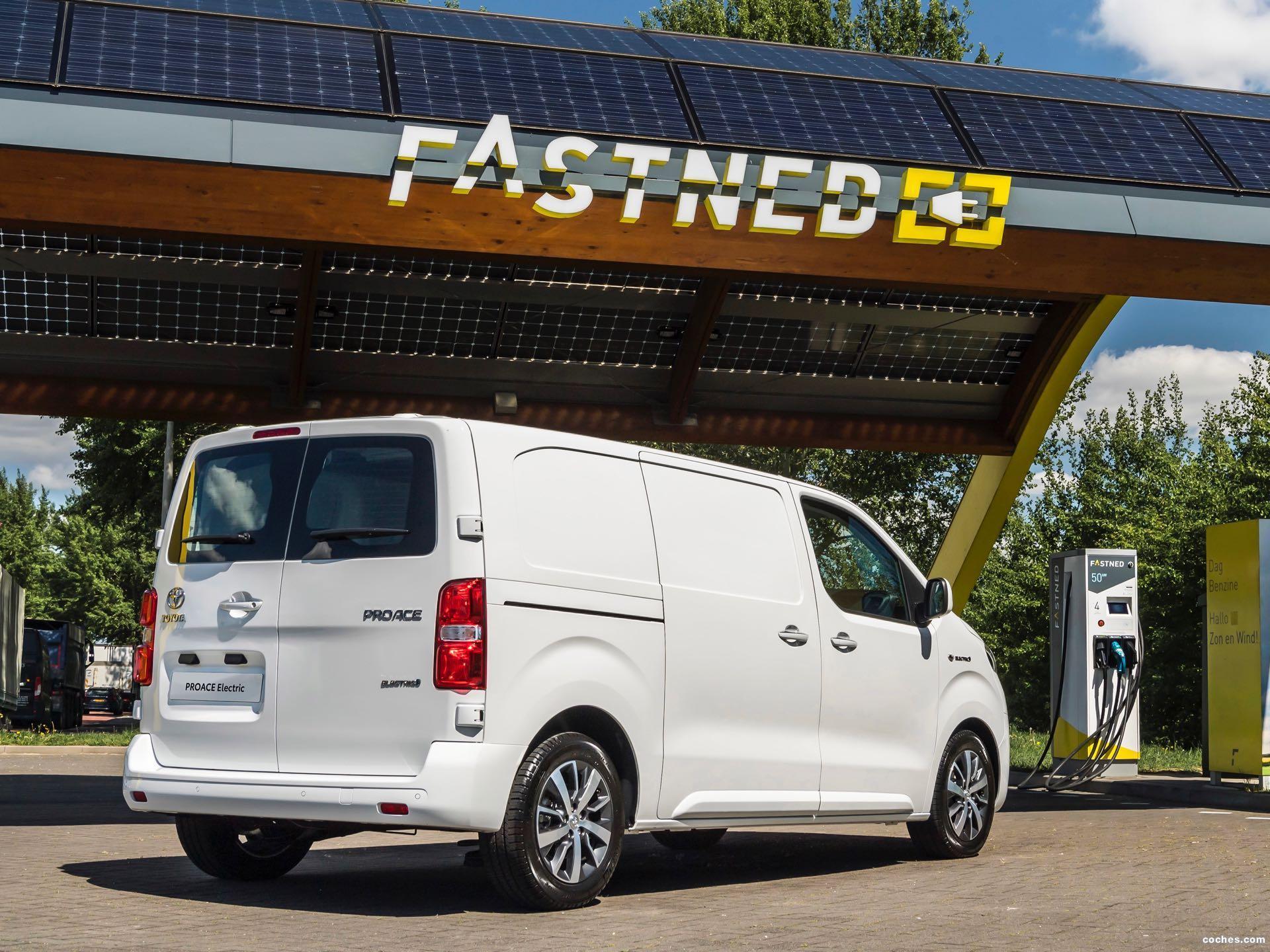 Foto 1 de Toyota ProAce Electric Van 2020
