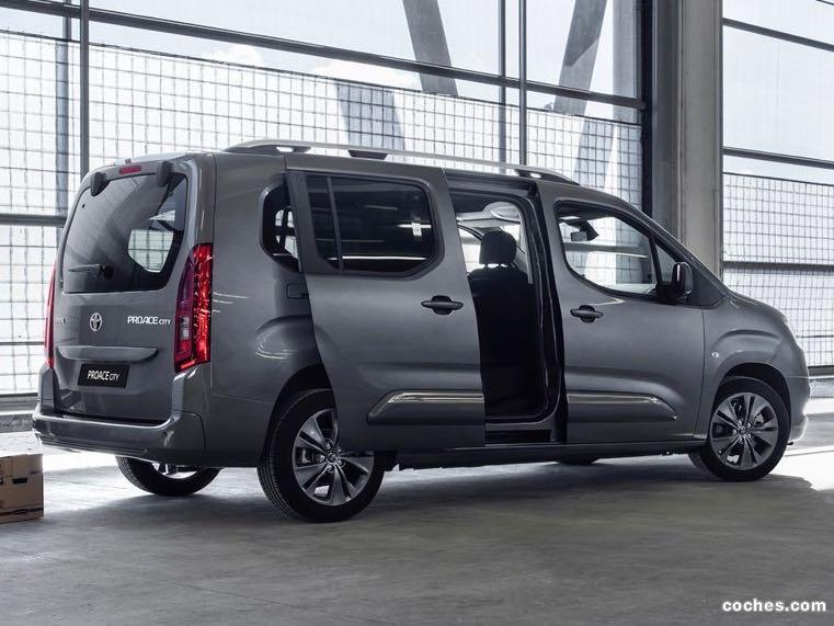 Foto 5 de Toyota ProAce City Verso Long 2020