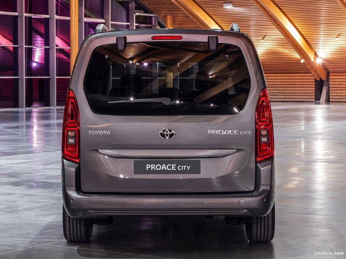 Foto 29 de Toyota ProAce City Verso Long 2020