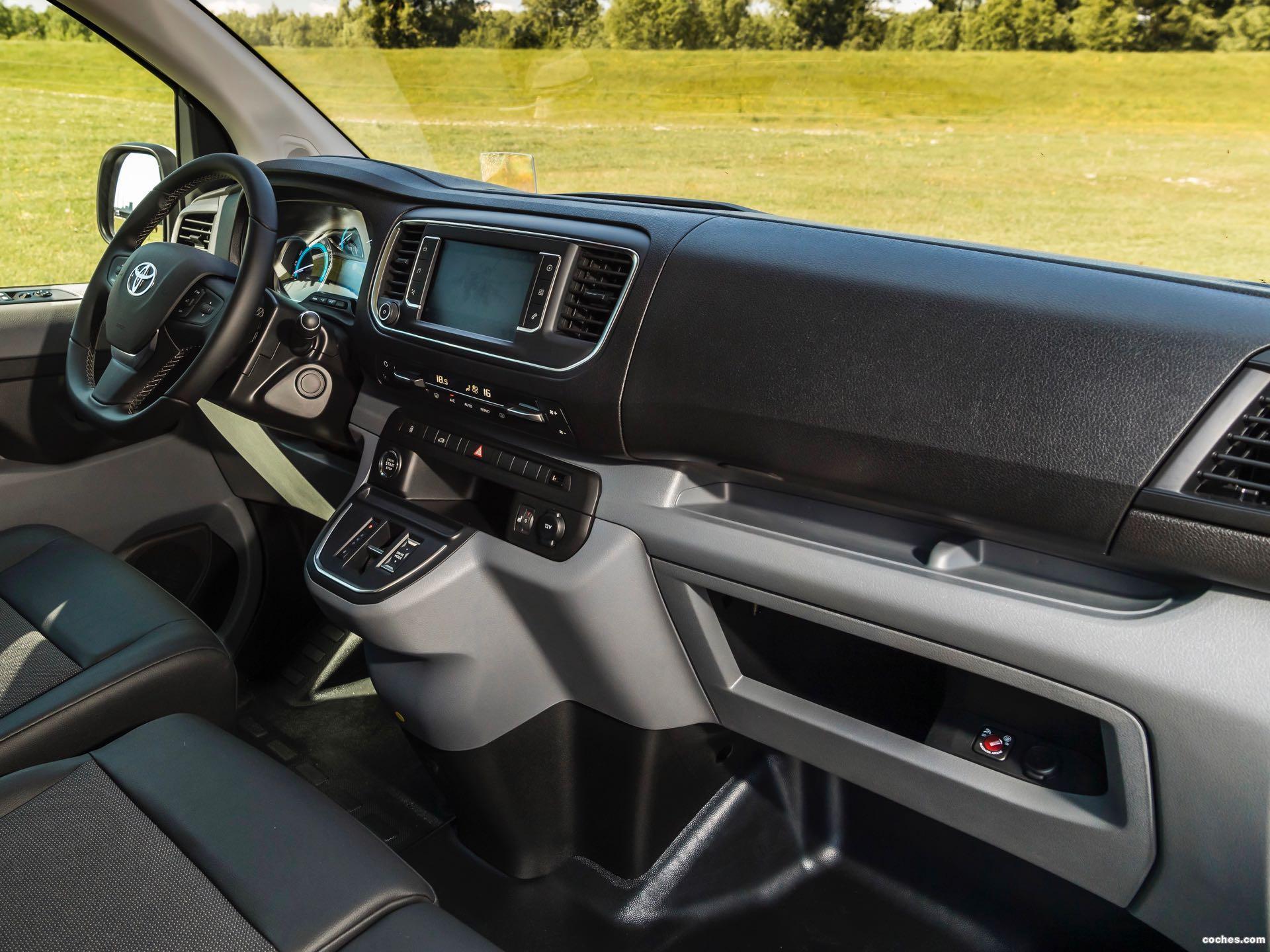 Foto 5 de Toyota ProAce Electric Van 2020