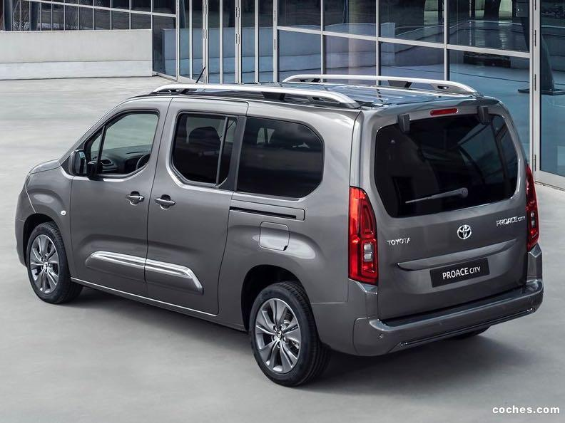 Foto 6 de Toyota ProAce City Verso Long 2020