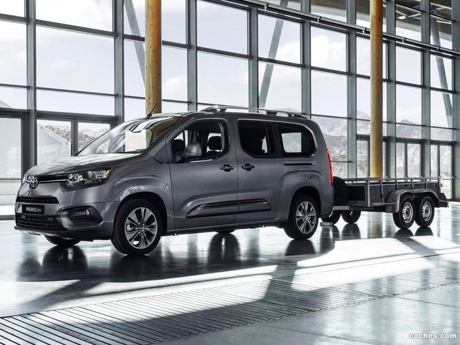 Foto 3 de Toyota ProAce City Verso Long 2020