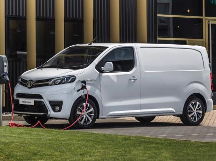 Toyota Proace Van Electric L1 Gx 100kw Batería 50kwh