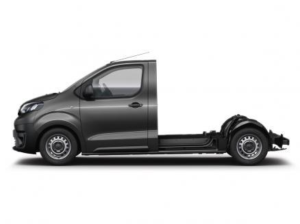 Toyota Proace Cabina Plataforma Media 2.0d Business 120