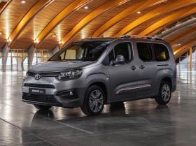 Fotos de Toyota ProAce City Verso Long 2020