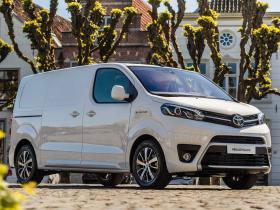 Ver foto 13 de Toyota ProAce Electric Van 2020