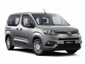 Ver foto 7 de Toyota ProAce City Combi 2020