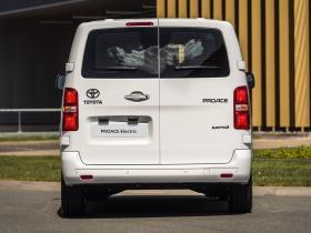 Ver foto 10 de Toyota ProAce Electric Van 2020