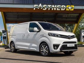 Ver foto 1 de Toyota ProAce Electric Van 2020