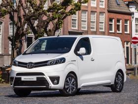 Ver foto 11 de Toyota ProAce Electric Van 2020
