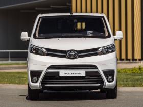Ver foto 9 de Toyota ProAce Electric Van 2020