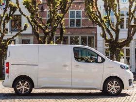 Ver foto 12 de Toyota ProAce Electric Van 2020