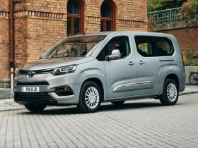 Ver foto 9 de Toyota ProAce City Combi 2020