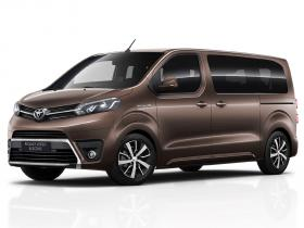 Toyota Proace Verso Proace Family Electric L1 Advanced Batería 50kwh