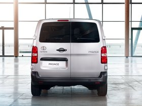 Ver foto 7 de Toyota Proace Van Compact 2016