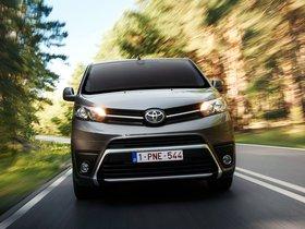 Ver foto 22 de Toyota Proace Van Compact 2016