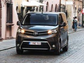 Ver foto 21 de Toyota Proace Van Compact 2016