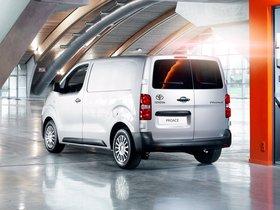 Ver foto 10 de Toyota Proace Van Compact 2016