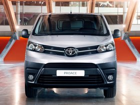 Ver foto 9 de Toyota Proace Van Compact 2016
