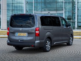 Ver foto 17 de Toyota Proace Verso Vip UK 2018