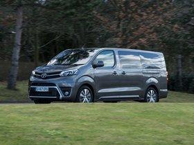 Ver foto 15 de Toyota Proace Verso Vip UK 2018