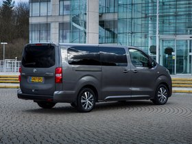 Ver foto 9 de Toyota Proace Verso Vip UK 2018