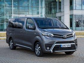 Ver foto 4 de Toyota Proace Verso Vip UK 2018