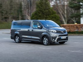 Fotos de Toyota Proace Verso Vip UK 2018