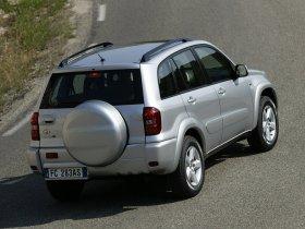 Ver foto 3 de Toyota RAV-4 2003