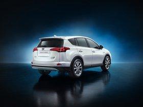Ver foto 30 de Toyota RAV4 Hybrid 2015