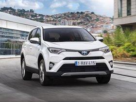 Ver foto 14 de Toyota RAV4 Hybrid 2015