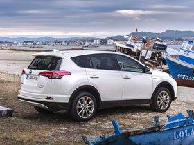 Ver foto 12 de Toyota RAV4 Hybrid 2015