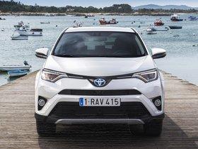 Ver foto 10 de Toyota RAV4 Hybrid 2015