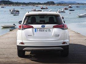 Ver foto 9 de Toyota RAV4 Hybrid 2015