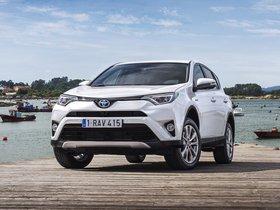 Ver foto 8 de Toyota RAV4 Hybrid 2015