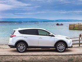 Ver foto 7 de Toyota RAV4 Hybrid 2015